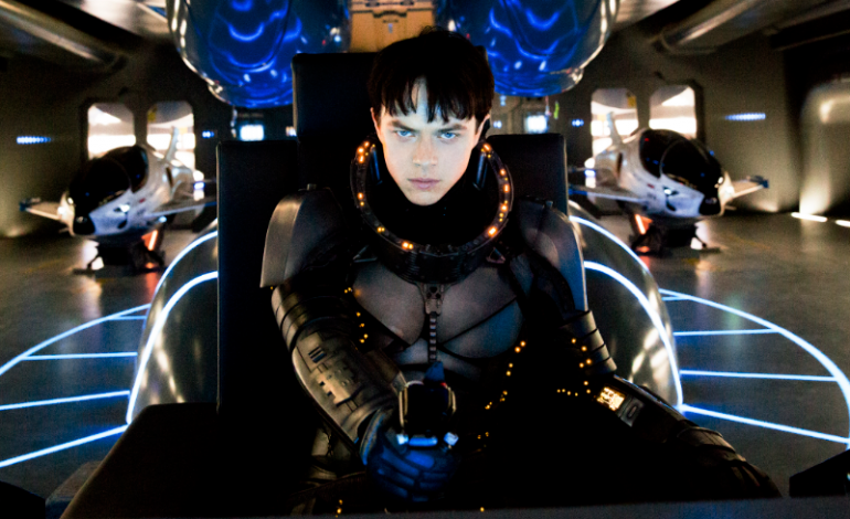 Movie Review — 'Valerian and the City of a Thousand Planets'