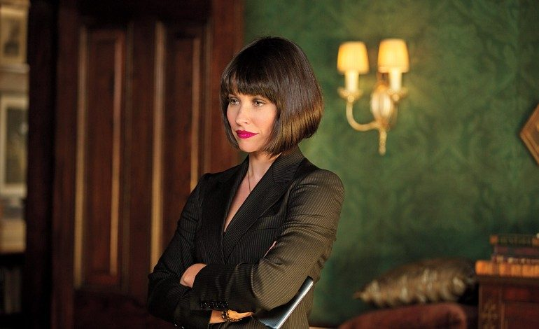 Evangeline Lilly Suits Up in First Look Photo from 'Ant-Man and The Wasp'