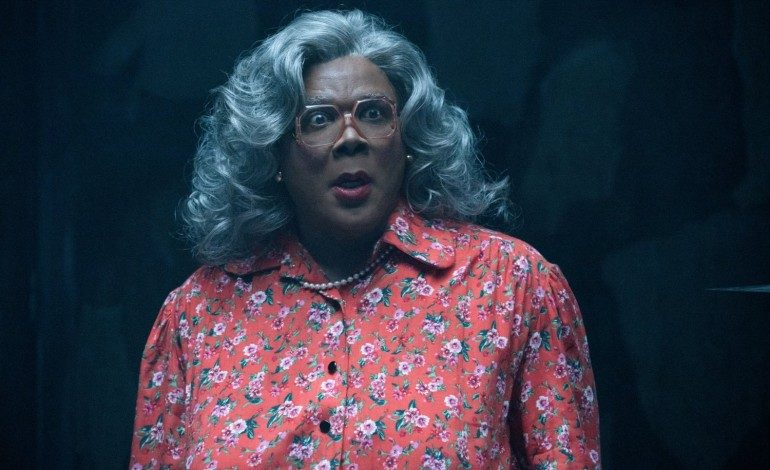 Tyler Perry Puts Out New Goofy Trailer For 'Boo 2! A Madea Halloween'
