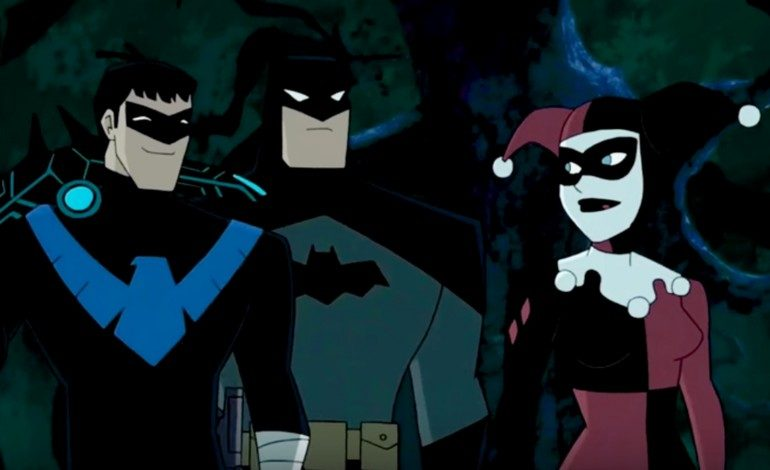 Batman and Harley Quinn Team Up in New Film Debuting in Theaters August 14th!