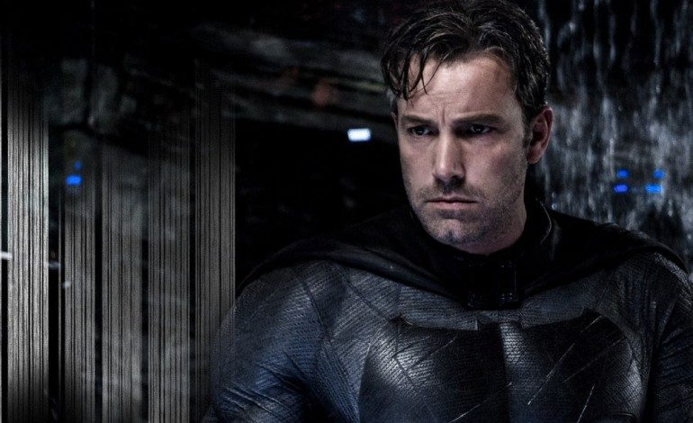 Ben Affleck to Appear in the 'Flash' Movie