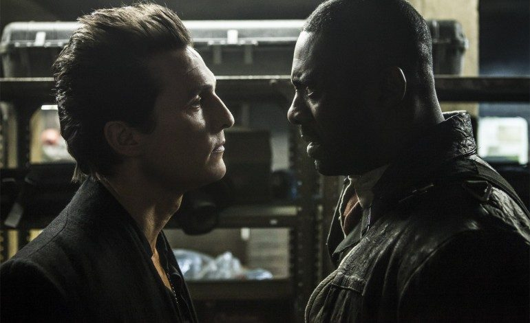 Movie Review — 'The Dark Tower'
