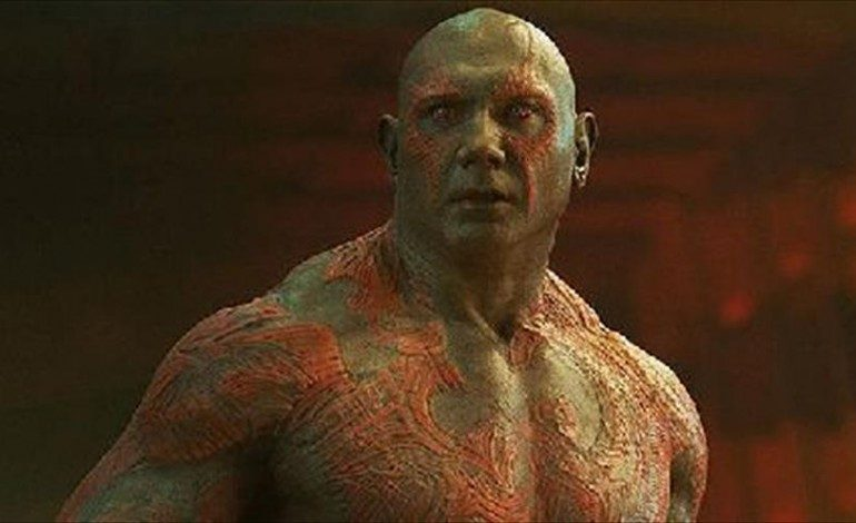 Dave Bautista to Star in Movie for Valiant Comics