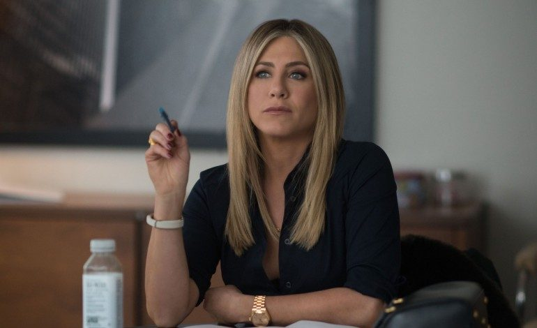 STX Financing Jennifer Aniston R-rated Suburban Comedy