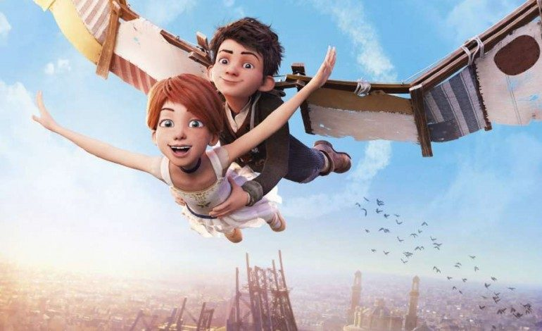 Movie Review — 'Leap'