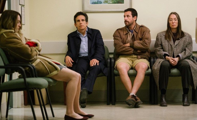 Teaser for Adam Sandler Film 'The Meyerowitz Stories'