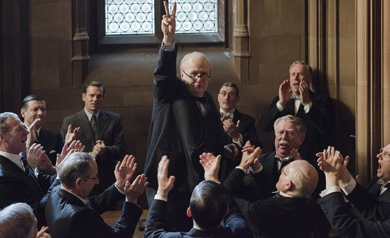The Official International Trailer For 'Darkest Hour' Prepares Us For The Worst