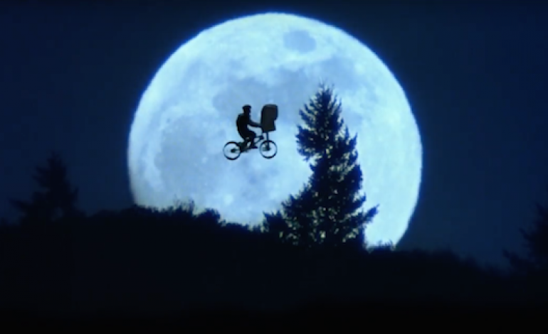 E.T. Comes Home to the Big Screen to celebrate its 35th Anniversary!