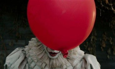 Pennywise Scares Bill Hader in 'It: Chapter Two' Set Photos