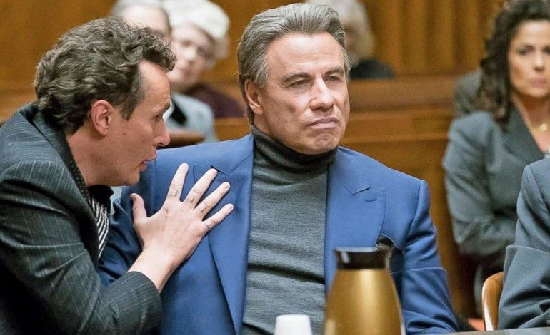 Travolta is John Gotti, the Notorious Gangster of Our Generation, in Trailer for 'Gotti'