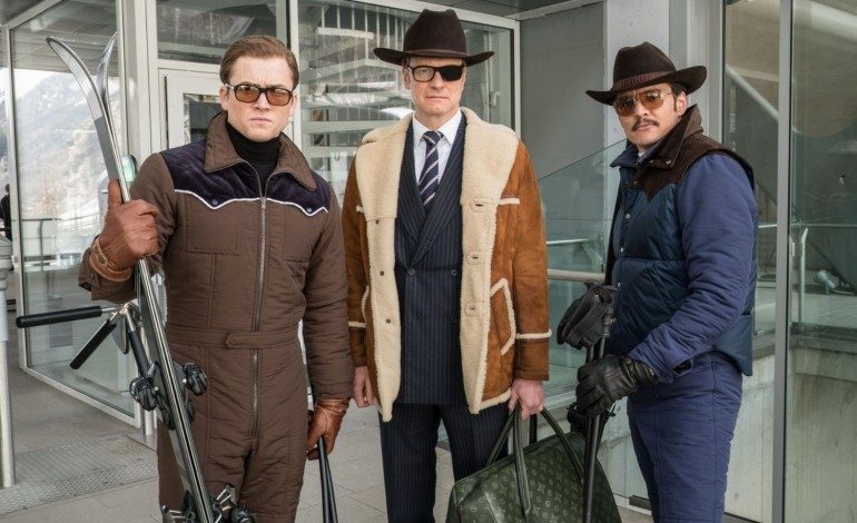 Movie Review – 'Kingsman: The Golden Circle'