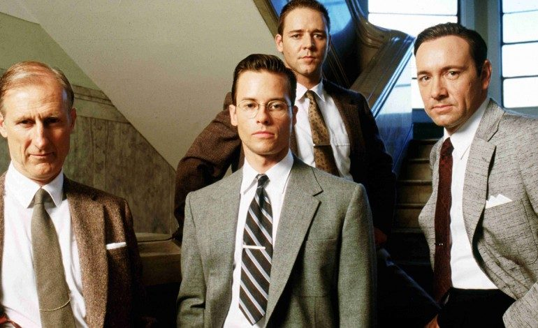 The 1950s Haven't Looked Better! 'L.A Confidential' is Intelligent, Taut and Still an Achievement 20 Years Later!