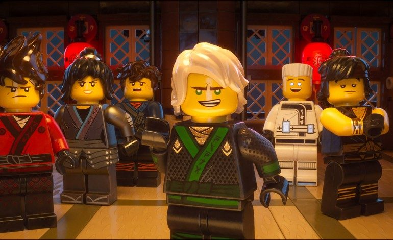 Movie Review — 'The Lego Ninjago Movie'
