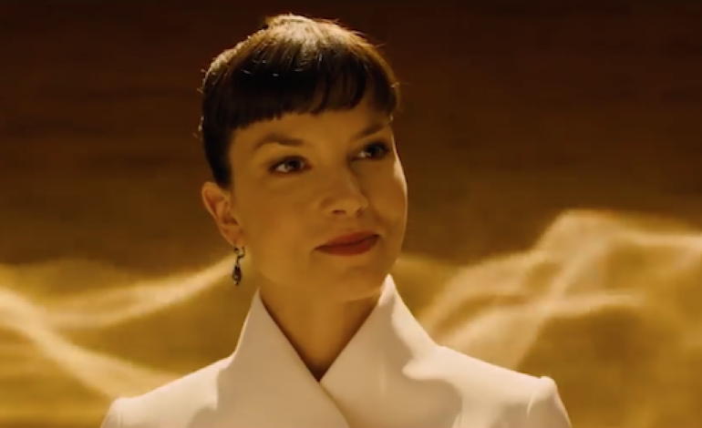 Sylvia Hoeks Will Star in 'The Girl In The Spider's Web'