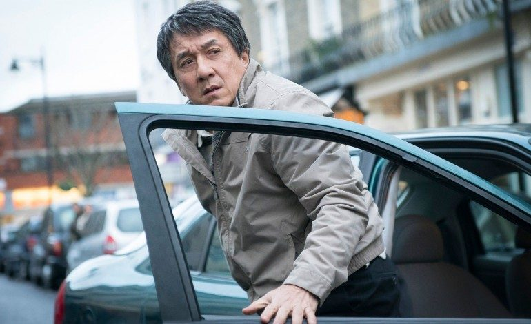 Movie Review — 'The Foreigner'