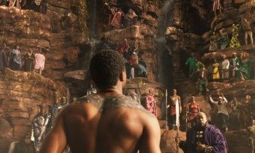 'Black Panther' Breaking Records at Box Office Presales