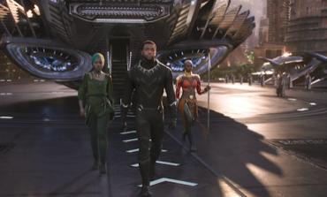 Official 'Black Panther' Trailer Sees High Flying Superheroes and A Deeper Look at Wakanda