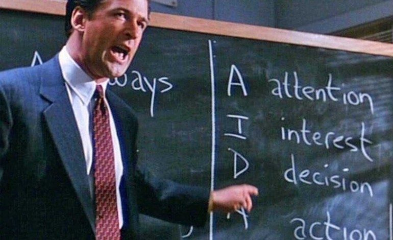 Salesmen are Under the Gun as 'Glengarry Glen Ross' Turns 25!