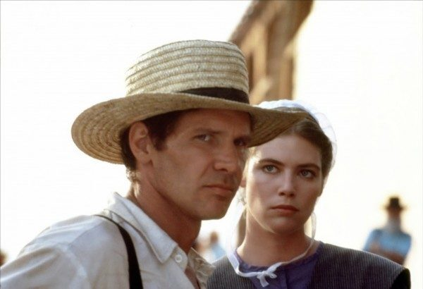 witness harrison ford kelly mcgillis