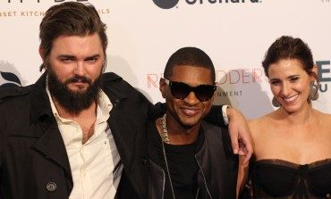 Usher Raymond IV, Nick Thune, and Ian Harding Attend Premiere of 'People You May Know'