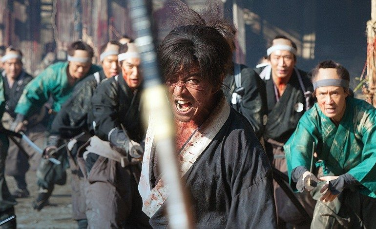 Movie Review — 'Blade of the Immortal' Leaves a Trail of Dead in Its Wake