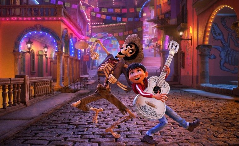 Movie Review – 'Coco'