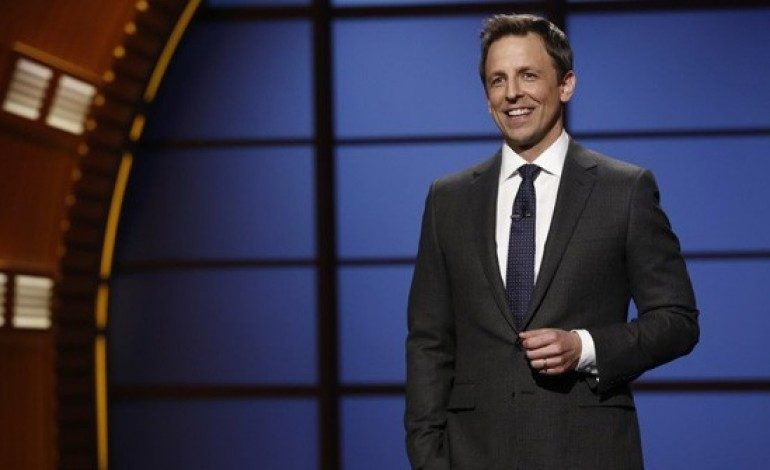 Seth Meyers to Host the 75th Golden Globe Awards