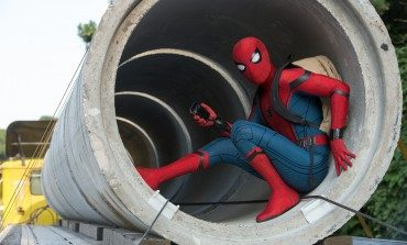 Spider-Man Has Class in New 'Far From Home' Images