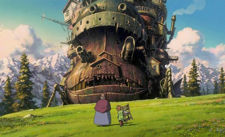 Netflix to Stream Studio Ghibli Movies Internationally (But not U.S. & Canada)