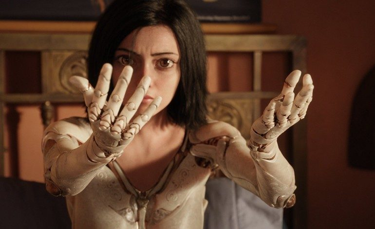 Film Adaptation of 'Alita: Battle Angel' Releases First Trailer