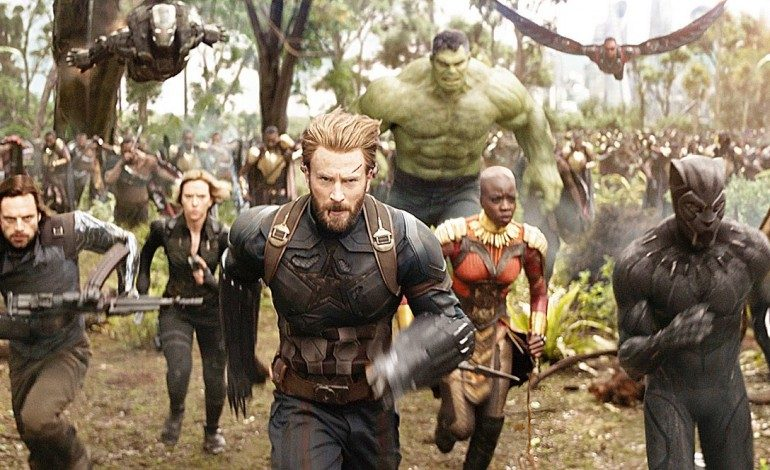all for the fans the avengers infinity war trailer is a treat