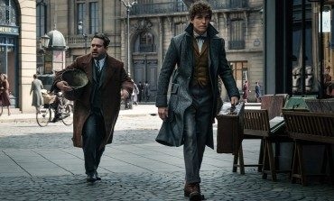 New Photos Of 'Fantastic Beasts' Sequel Have Been Released