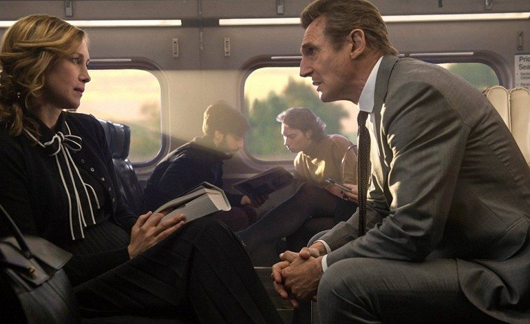 'The Commuter' Releases Its Final Trailer before Launch