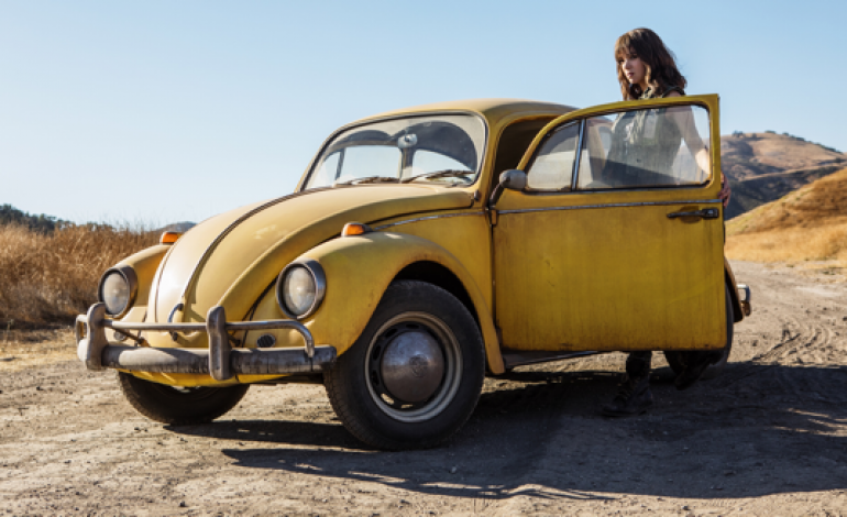 First look at 'Bumblebee'
