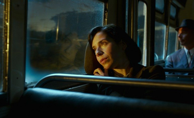 BAFTA Nominees Announced with 'The Shape of Water' Taking the Lead