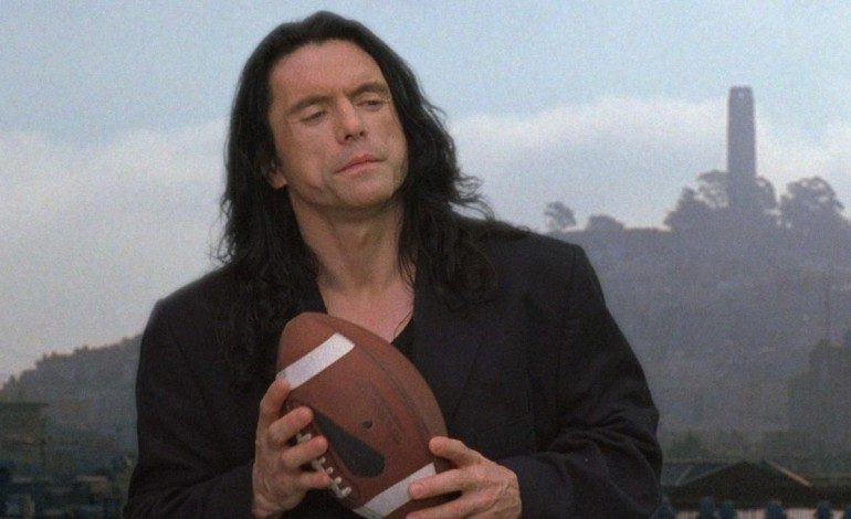 Tommy Wiseau Announces New Movie 'Scary Love'