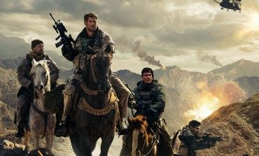 Movie Review - Horse Soldiers Triumph in '12 Strong'