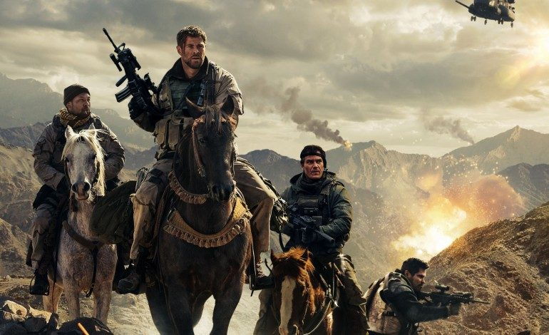 Movie Review – Horse Soldiers Triumph in '12 Strong'