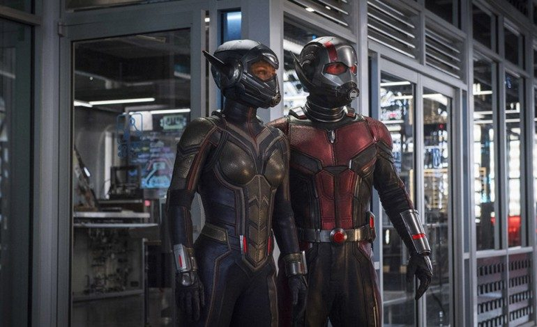 Watch the New Trailer for 'Ant-Man and the Wasp'