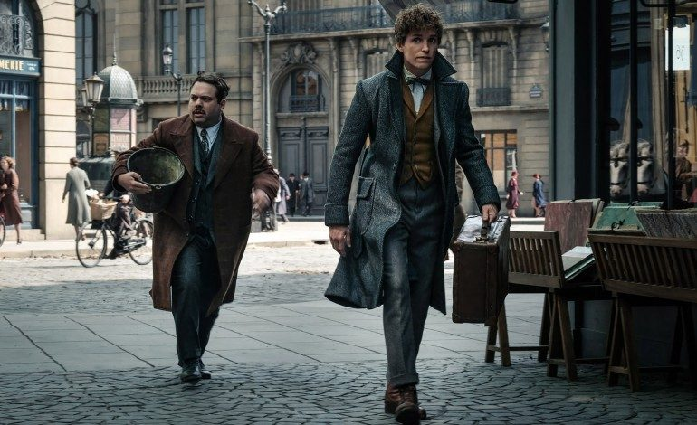 Two New Photos Just Released in Anticipation of Upcoming 'Fantastic Beasts' Sequel