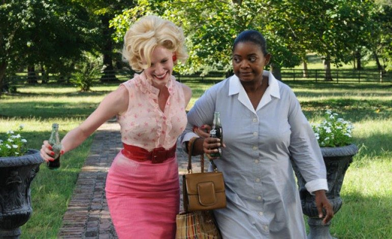 Octavia Spencer and Jessica Chastain to Reunite After 7 Years for Holiday Film