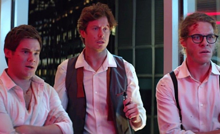 The Trio From Workaholics Are Now A Trio Of Game Developers In 'Game Over Man!' Trailer