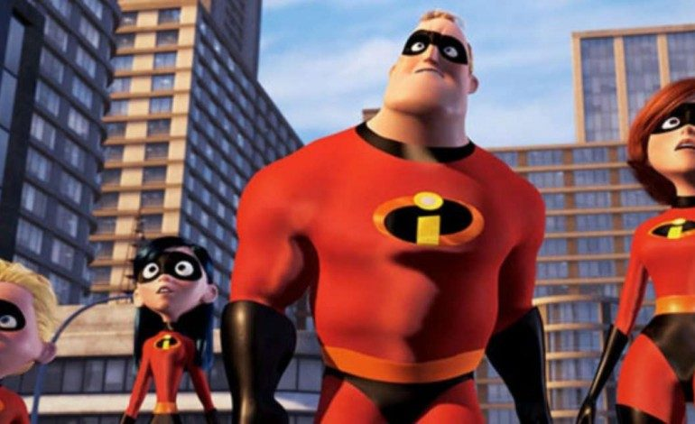 New Photos as Cast is Announced for Upcoming 'Incredibles 2'