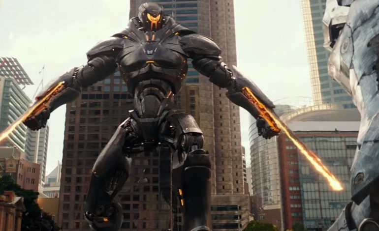 New Trailer for 'Pacific Rim Uprising'