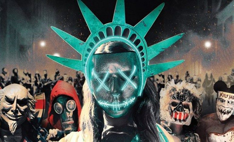 First Poster Revealed for Universal's 'The First Purge', and it's a Doozy