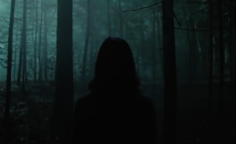 Can You See Him? 'Slender Man' Chills with First Look!