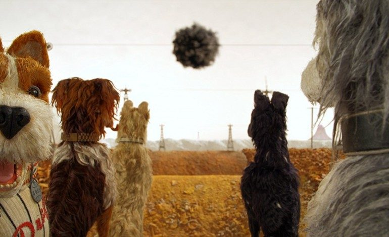 It's Worth Watching This New Clip from Wes Anderson's 'Isle Of Dogs'