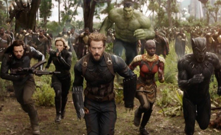'Avengers: Infinity War' Looking To Destroy Box Office With $233 Million Weekend Projection