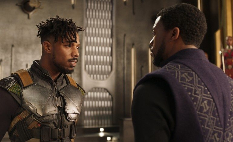 'Black Panther' Hits $500 Million Domestic Gross, Breaks More Records
