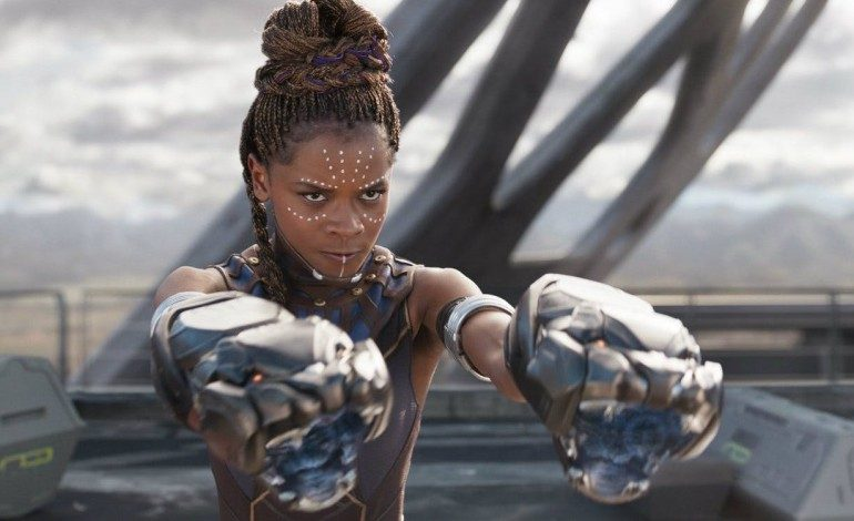 'Black Panther' Surpasses Film Gross for 'The Dark Knight'